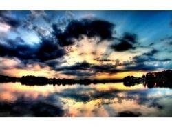 Красивые картинки природы закат