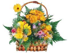 Блестящие картинки цветы
