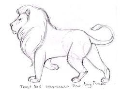 Картинки львов животных
