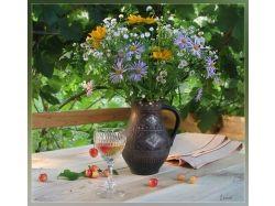 Фото цветы лето