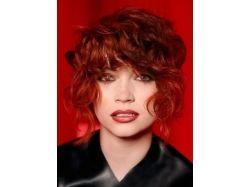 Красный цвет волос картинки