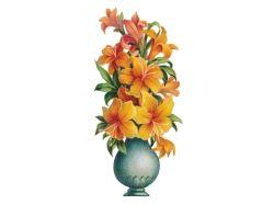 Картинки для декупажа винтажные цветы