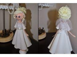 Мастер-класс по авторской кукле из фоамирана