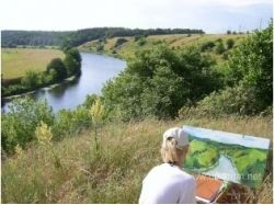 Картинки дети летом на природе
