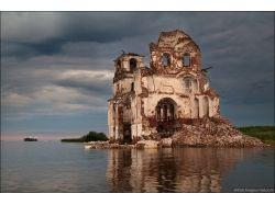 Молога затопленный город 2014 фото