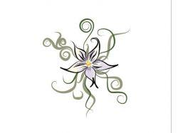 Картинка цветок детский