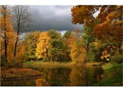 Картины с изображением осени