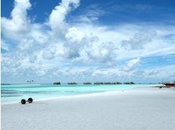 Остров мальдивы фото