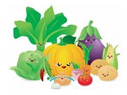 Картинки овощи для детей 2