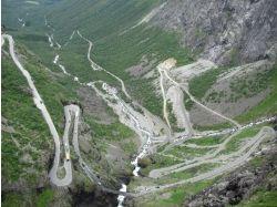 Атлантическая дорога норвегия фото