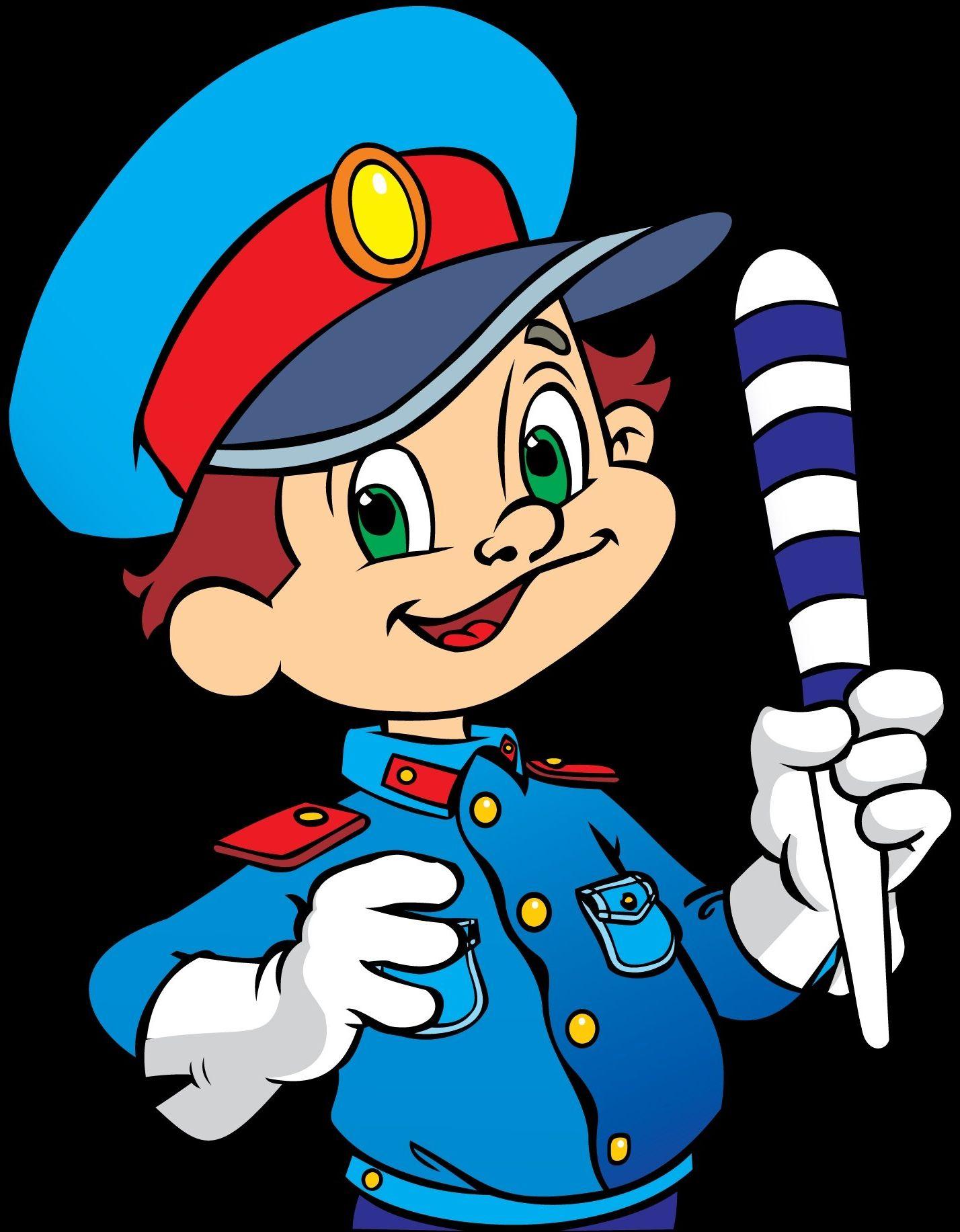 Инспектор детские картинки