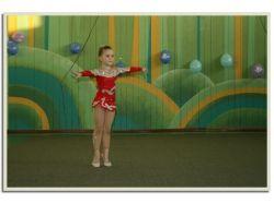 Художественная гимнастика для детей фото