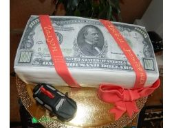 Торт на 30 лет фото
