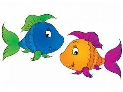 Картинки рыбки для детей