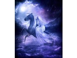 Картинки лошади фэнтези