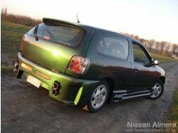 Nissan almera n фото