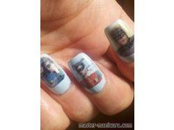 Прикольный дизайн ногтей