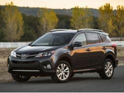 Toyota джипы фото