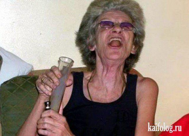 Пьяные голые бабушки фото 49093 фотография