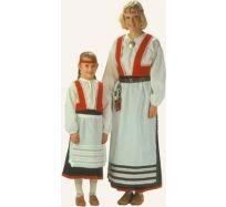 Национальный костюм финляндии