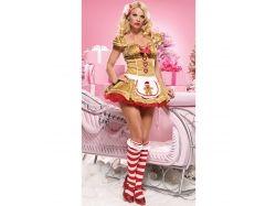 Новогодний костюм конфетка фото