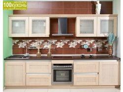 Кухни беленый дуб фото
