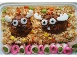Осенние блюда для детей