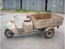 Мотоциклы муравей 9