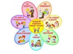 Права ребенка эмблема