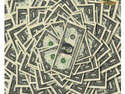 Фото на рабочий стол деньги