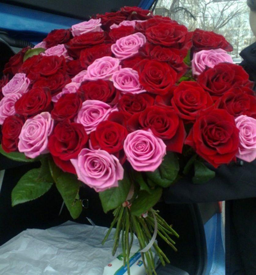 Фото красивых букет белых роз