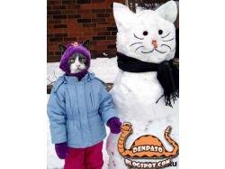 Прикольные новогодние костюмы для детей 9