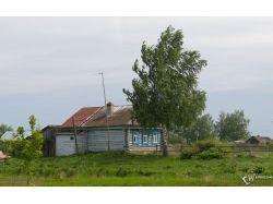 Картинки на рабочий стол домик в деревне