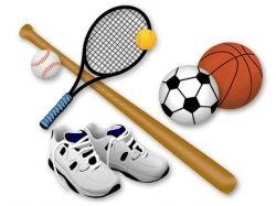 Рисунки спортивные