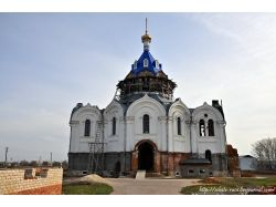 Церковь в абашево