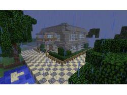 Майнкрафт картинки домов