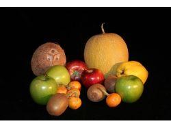 Овощи и фрукты натюрморт 3