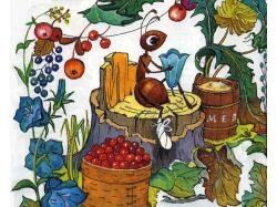 Мультфильмы про витамины