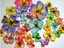 Цветы из бумаги инструкция фото