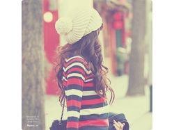 Красивые картинки на аву вконтакте для девушек 1