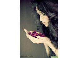 Красивые картинки на аву вконтакте для девушек 2
