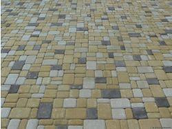 Тротуарная плитка старый город фото 2
