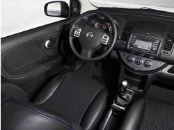 Nissan note интерьер