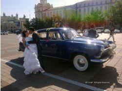 Заказ ретро автомобилей на свадьбу в одессе