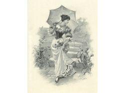 Романтика в открытках 7