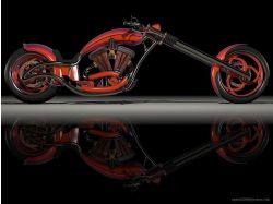Мотоциклы американские фото 7