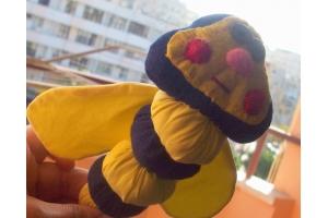 Картинка осы для детей
