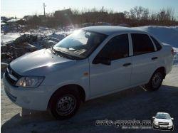Фото автомобиля lada granta