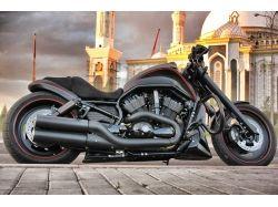 Харли дэвидсон мотоциклы фото 7
