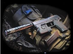 Картинки оружия на заставку